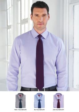Camicia elegante da divisa in cotone al 100%, tessuto con caratteristiche easy iron. Colori disposnibili bianco e celeste.