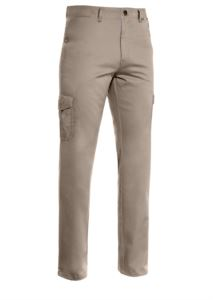 LIGHTWEIGHT MULTIPOCKET TROUSERS