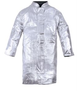 Aluminized Heat Resistant Workwear Cast Bolzonella