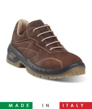 Low rise leather shoe S3