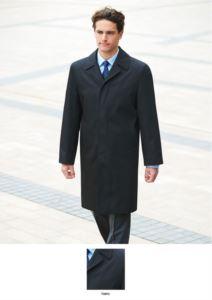 Cappotto lungo uomo