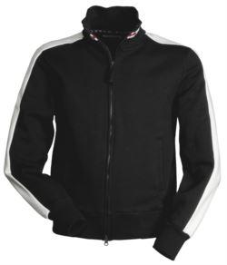 abbigliamento per lavoro Ticino,felpa da lavoro meccanico,Felpa da lavoro collo alto nero