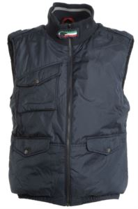 GILET MULTITASCHE NYLON