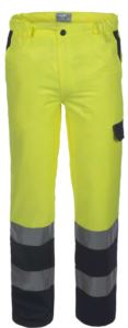 HIGH VISIBILITY TWO TONE PANTS