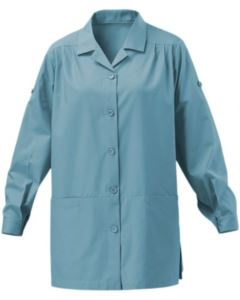 LONG SLEEVE WORK COAT FOR WOMAN