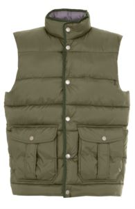 MICRO RIPSTOP PADDED VEST
