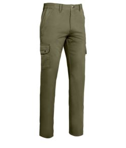 Multipocket pants