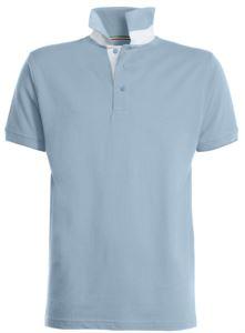 vestiti da lavoro elettricista,polo promozionali Lombardia,Polo da lavoro azzurra