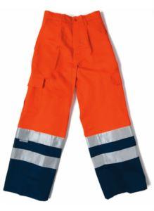 Pantalone alta visibilità bic.