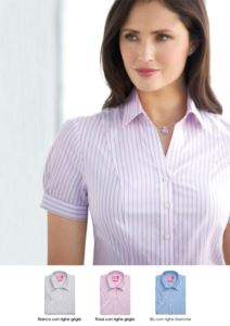 Short sleeve shirt for women