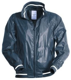 Unlined nylon jacket