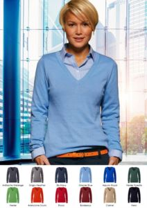 V-Neck pullover for women