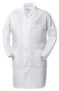 white men coat with covered buttons